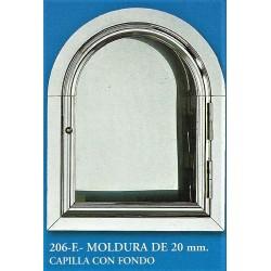 MOLDURA DE 20mm. (206)F