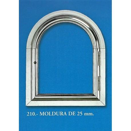 MOLDURA DE 25mm. (210)