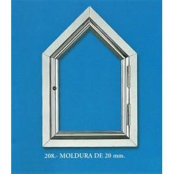 MOLDURA DE 20mm. (208)
