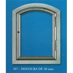 MOLDURA DE 20mm. (207)