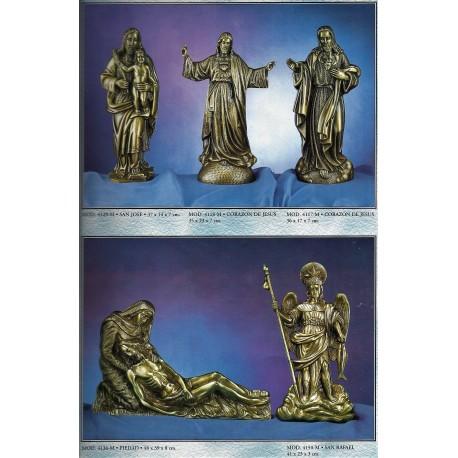SAN JOSE - PURISIMA - CORAZÓN DE JESUS - CORAZÓN DE JESUS FUNDIDO - POTENCIA - SAN ANTONIO - VIRGEN DEL CARMEN - SAN ANTONIO