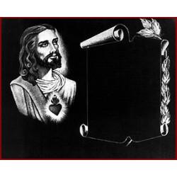 CORAZON DE JESUS (REF 6038)
